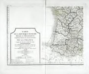 Carte de la République française, 3