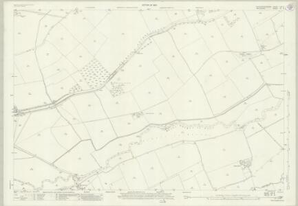 Gloucestershire LXI.5 (includes: Hannington; Highworth; Inglesham; Kempsford) - 25 Inch Map