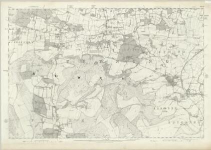 Sussex LI - OS Six-Inch Map