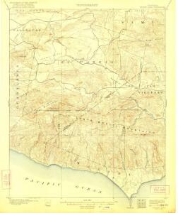 Triunfo Pass