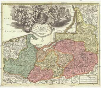 Regnum Borussiae gloriosis auspiciis serenissimi et potentissimi princ. Friderici III primi Borussiae regis, march. et elect. Brand. inauguratum die 18. Ian. A. 1701