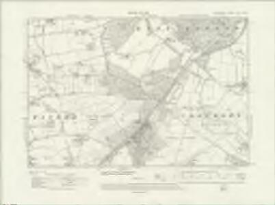 Hampshire & Isle of Wight XLIII.SW - OS Six-Inch Map