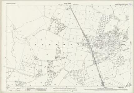Worcestershire XLVIII.2 (includes: Birlingham; Defford; Eckington) - 25 Inch Map