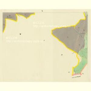 Branna - c0470-1-009 - Kaiserpflichtexemplar der Landkarten des stabilen Katasters