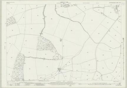 Huntingdonshire XXI.5 (includes: Easton; Grafham; Great Staughton; Kimbolton) - 25 Inch Map