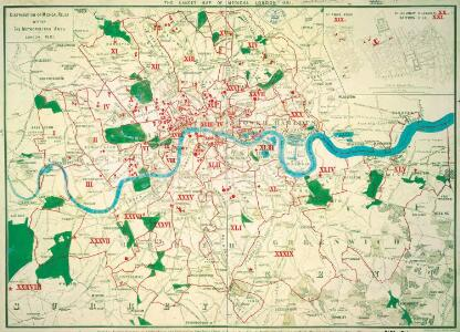 The Lancet Map of Medical London