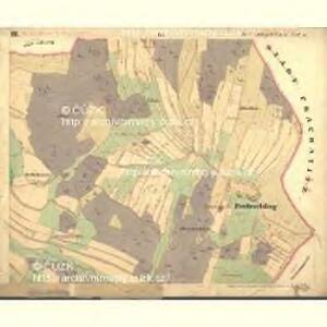 Perleschlag - c5694-1-003 - Kaiserpflichtexemplar der Landkarten des stabilen Katasters