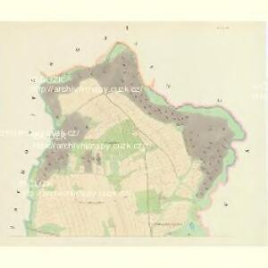 Mirkowitz - c4694-1-001 - Kaiserpflichtexemplar der Landkarten des stabilen Katasters