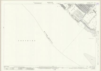 Lancashire CXIII.6 (includes: Bebington And Bromborough; Birkenhead St Mary; Liverpool) - 25 Inch Map