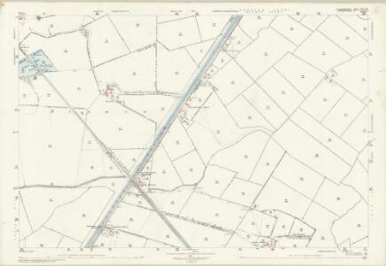 Cambridgeshire XVI.11 (includes: Manea; March; Upwell; Wimblington) - 25 Inch Map