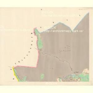 Tachau - c7823-1-002 - Kaiserpflichtexemplar der Landkarten des stabilen Katasters