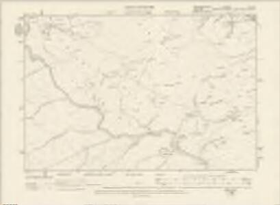 Westmorland VI.NE - OS Six-Inch Map