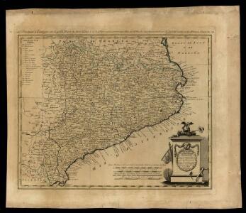 Principatus Cataloniae in suas subdiuisiones hodiernas