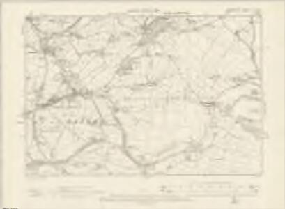 Derbyshire IX.SW - OS Six-Inch Map