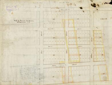 Map of Prairie du Chien, Wisconsin