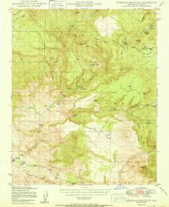 Sheridan Mountain