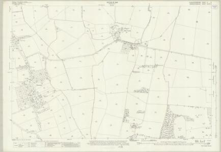 Gloucestershire V.9 (includes: Hill Croome; Ripple; Strensham; Twyning) - 25 Inch Map