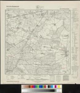 Meßtischblatt 3570 : Schwarzenau, 1940