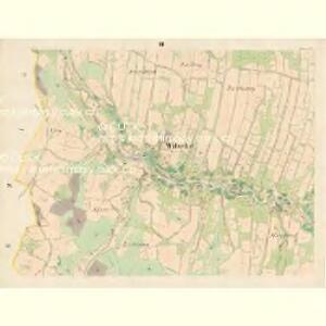 Witsche (Wiče) - m3395-1-003 - Kaiserpflichtexemplar der Landkarten des stabilen Katasters
