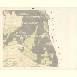 Sponau (Spalow) - m2820-1-006 - Kaiserpflichtexemplar der Landkarten des stabilen Katasters
