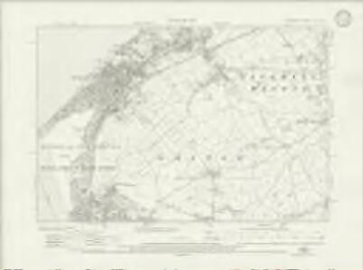 Cheshire XII.NE - OS Six-Inch Map