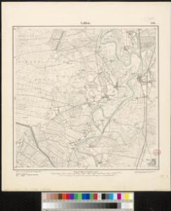 Messtischblatt 1586 : Lathen, 1898 Lathen