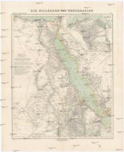 Die Nilländer und Westarabien