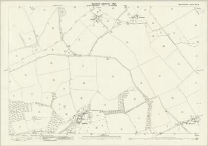 Hertfordshire XXXV.5 (includes: Bishops Hatfield; Colney Heath; Sandridge Rural; St Albans) - 25 Inch Map