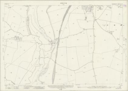 Oxfordshire XVI.10 (includes: Middle Aston; North Aston; Somerton; Upper Heyford) - 25 Inch Map