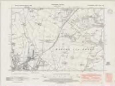 Staffordshire XXXVII.NE - OS Six-Inch Map