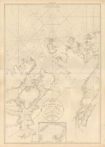 Museumskart 217-17: Kart over Den Norske Kyst fra Sørøen til Nordkap