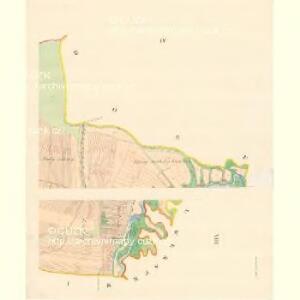 Kunowitz (Kunowice) - m1435-1-007 - Kaiserpflichtexemplar der Landkarten des stabilen Katasters