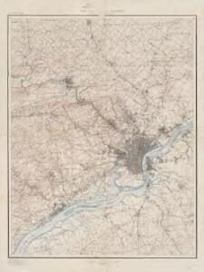 Philadelphia and vicinity : Pennsylvania and New Jersey