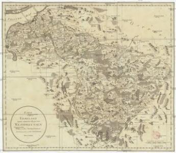 Karte von Ermeland oder zweites Blat von Westpreussen