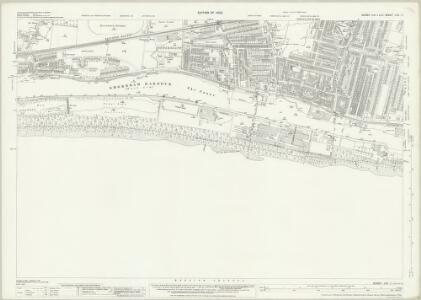 Sussex LXV.11 (includes: Aldrington; Portslade By Sea; Southwick) - 25 Inch Map