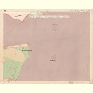 Moldau Ober - c2176-1-006 - Kaiserpflichtexemplar der Landkarten des stabilen Katasters