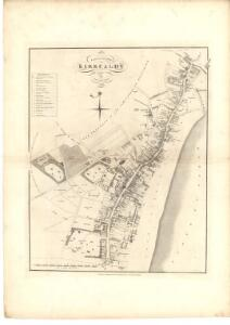 Plan of the Town of Kirkcaldy from actual survey.