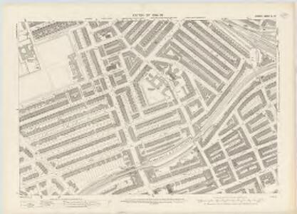 London VI.57 - OS London Town Plan