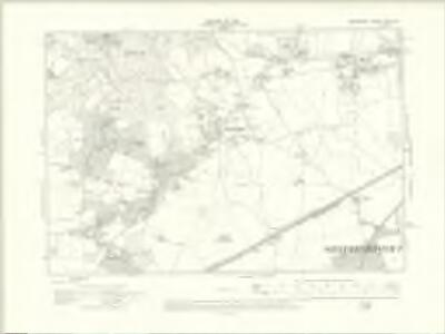 Berkshire XXX.NE - OS Six-Inch Map