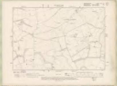 Edinburghshire Sheet XXIV.SW - OS 6 Inch map