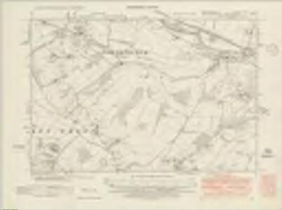 Hertfordshire XXXIII.SW - OS Six-Inch Map