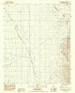 East of Homer Mtn