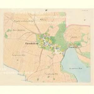 Boschilletz - c0425-1-003 - Kaiserpflichtexemplar der Landkarten des stabilen Katasters