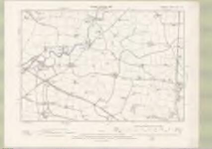 Ayrshire Sheet XVII.NE - OS 6 Inch map