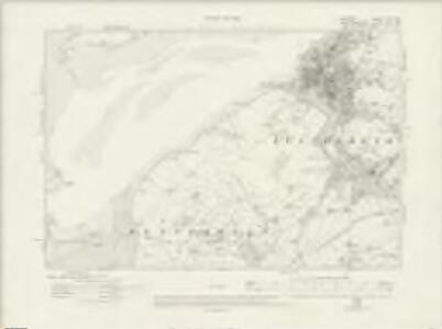 Anglesey XXV.NE - OS Six-Inch Map