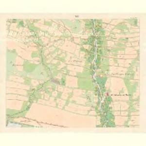 Zubrzy (Zubřzy) - m3614-1-010 - Kaiserpflichtexemplar der Landkarten des stabilen Katasters
