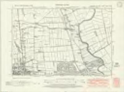 Yorkshire CCXXVI.NW - OS Six-Inch Map