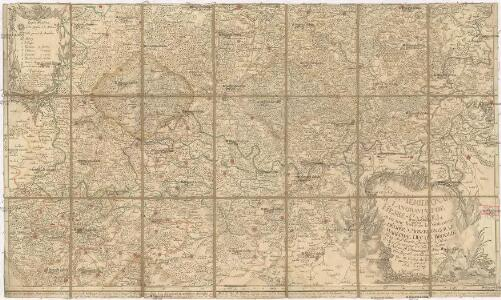 Partie méridionale du langraviat de Hesse-Cassel
