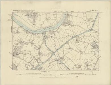 Gloucestershire XL.NW - OS Six-Inch Map