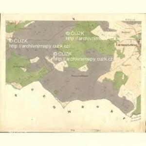 Unter Sinnetschlag - c1367-1-011 - Kaiserpflichtexemplar der Landkarten des stabilen Katasters
